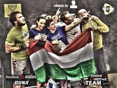 CrossFit csapat