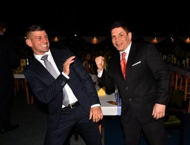 Ungvari Miklos es Kotai Mihaly